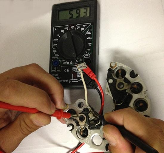 Фото №9 - как проверить мультиметром рхх ВАЗ 2110