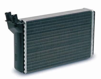 радиатор печки алюминиевый