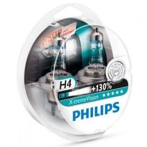 h4 philips +130