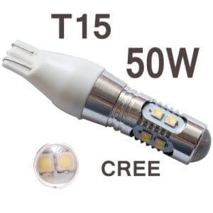 светодиодная w16w
