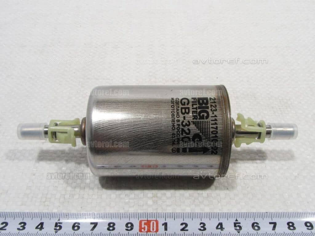BIG 320 фильтр топливный