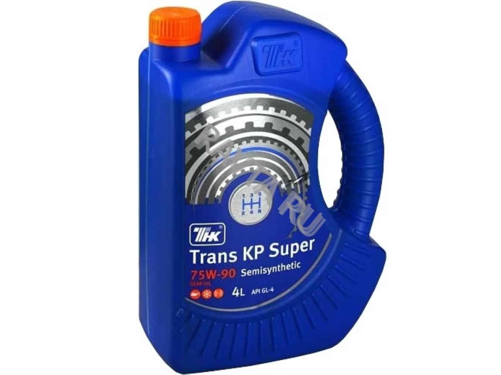 tnk-trans-kp-super-75w90