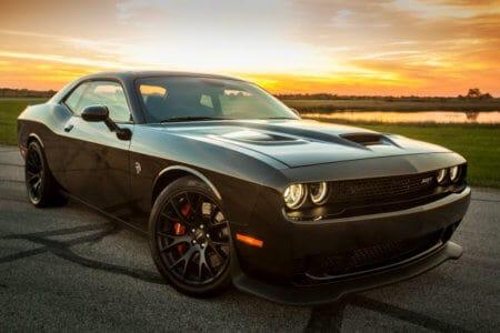 Чем «дышит» спортивное купе Dodge Challenger Demon?