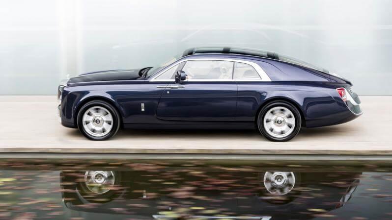 Эксклюзив от Rolls-Royce за $12,8 млн