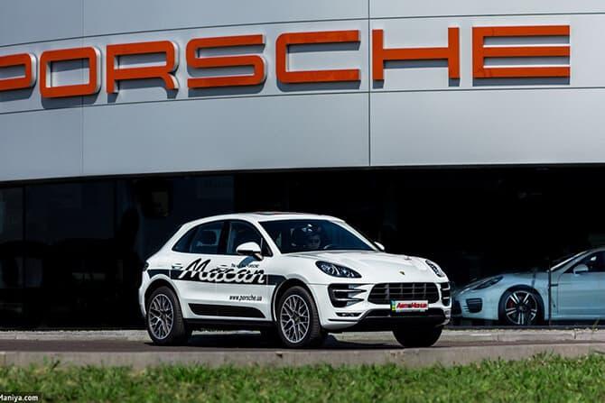Porsche заменит дизели электромобилями