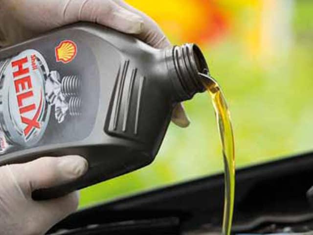 Как заменить масло в двигателе Киа Рио?