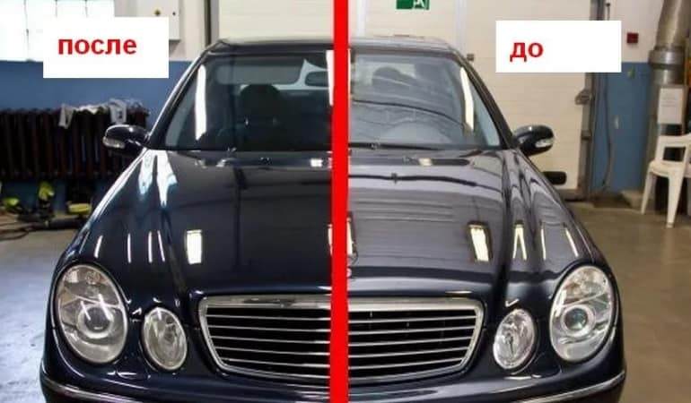 Как сделать жидкое стекло для авто своими руками