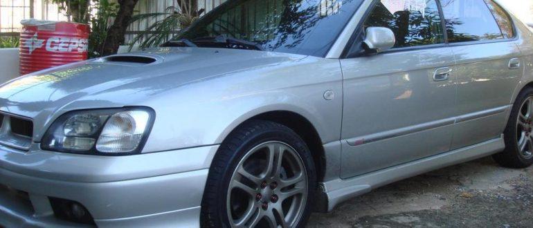Субару Легаси 2001