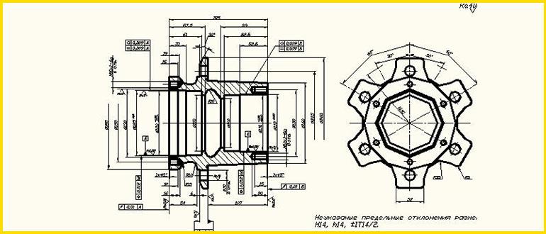 Ступица заднего колеса ЗИЛ 5301