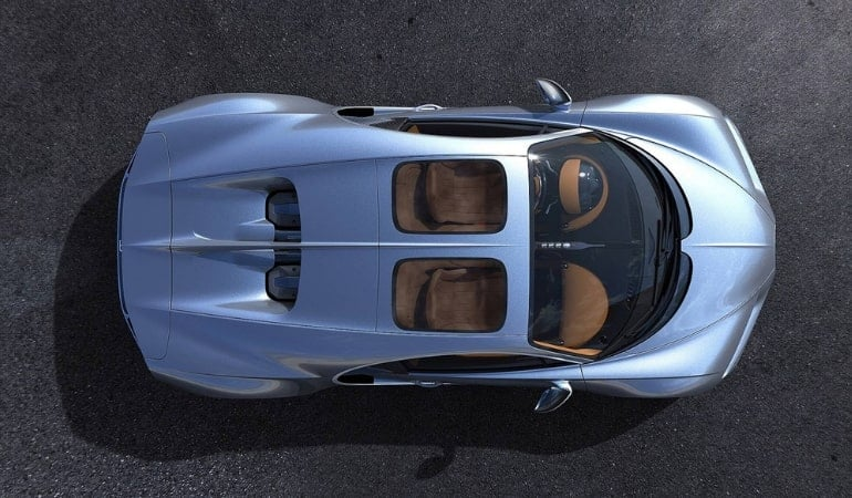 Всё о Bugatti Chiron (Бугатти Шерон) 2018-2019: цена и характеристики