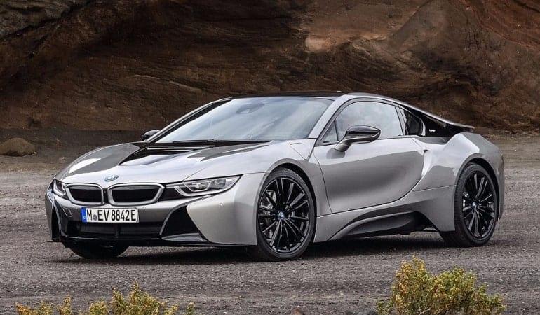 Все о новом спорткаре BMW i8: цена, отзывы, технические характеристики