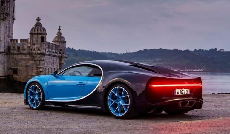Бугатти Шерон (Bugatti Chiron)