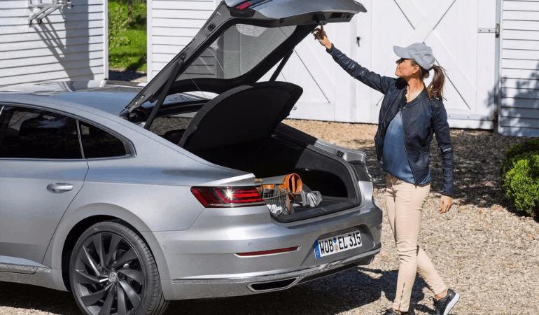 Volkswagen Arteon багажник