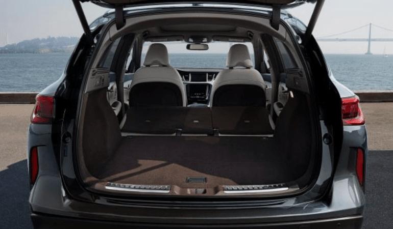 инфинити qx 50 2018 багажник
