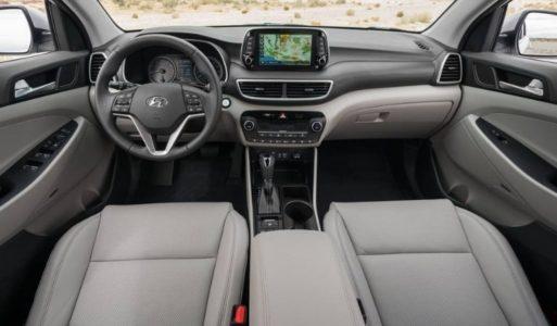 Салон Хендай Туссан 2018 (Hyundai Tucson)