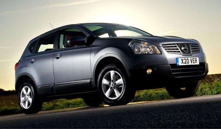 Расход топлива Ниссан Кашкай (Nissan Qashqai ): 1.2, 1.6 и 2.0 литра