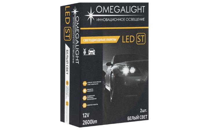 лампы Omega Light