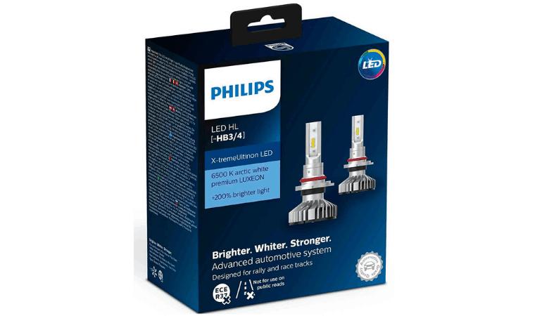 Топ 12 лучших светодиодных ламп для авто h4