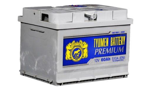Tyumen Battery Premium 6СТ-60