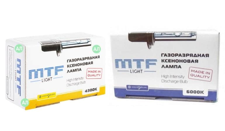 MTF Light светодиодные