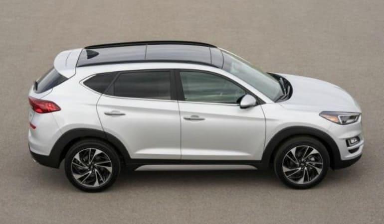 Крыша Хендай Туссан 2018 (Hyundai Tucson)