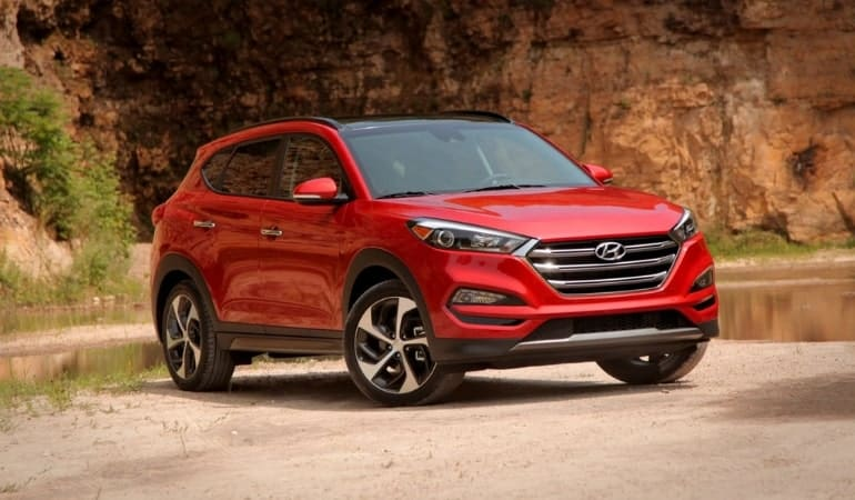 3 поколение Хендай Туссан (Hyundai Tucson)