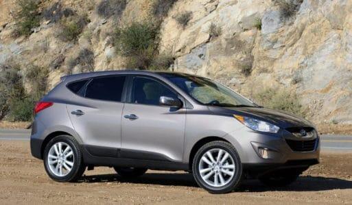 2 поколение Хендай Туссан (Hyundai Tucson)