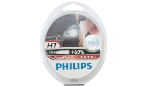 Philips Vision Plus +60%