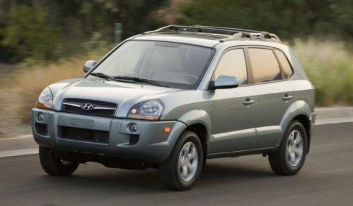 1 поколение Хендай Туссан (Hyundai Tucson)