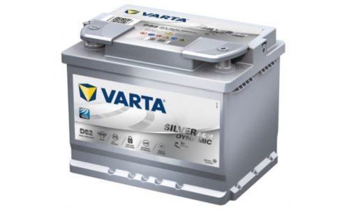 Varta AGM Start-Stop plus D52