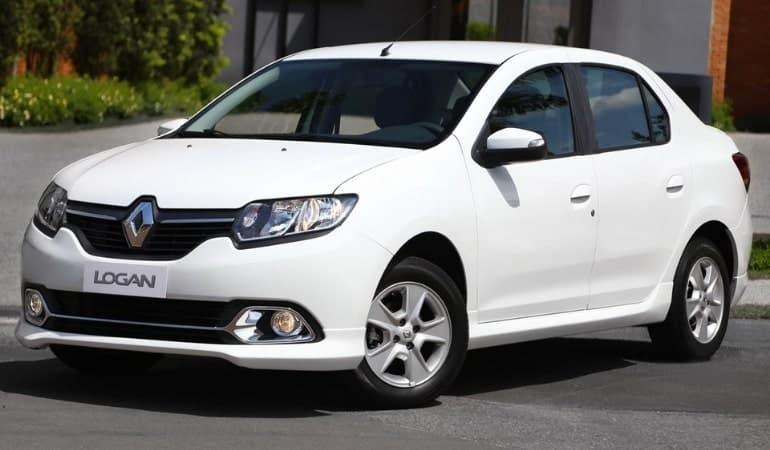 Расход топлива Рено Логан (Renault Logan): 1,4-1,6 +отзывы владельцев
