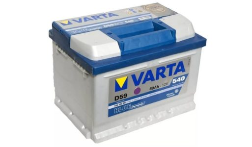 Varta Blue Dinamic D59