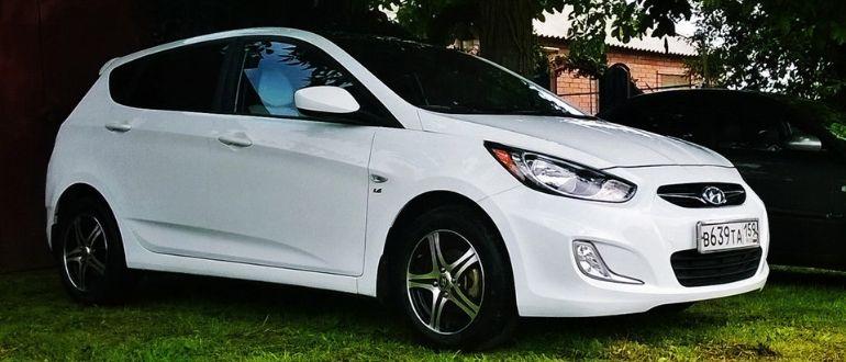 Hyundai Solaris (Солярис)