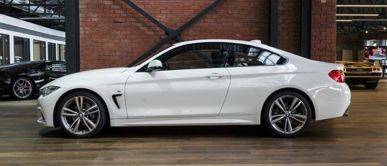 BMW 420i Гран Купе