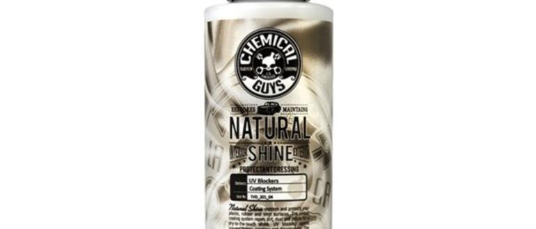 Полироль «Натуральный блеск» от Chemical Guys