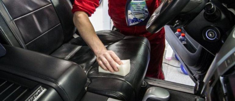 15 лучших средств для химчистки салона авто