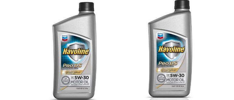 Oil Havoline