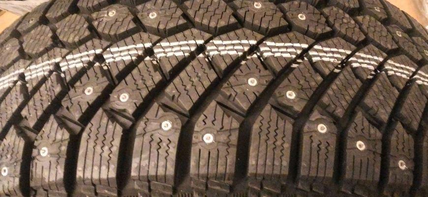 шипованные шины Gislaved NordFrost 200