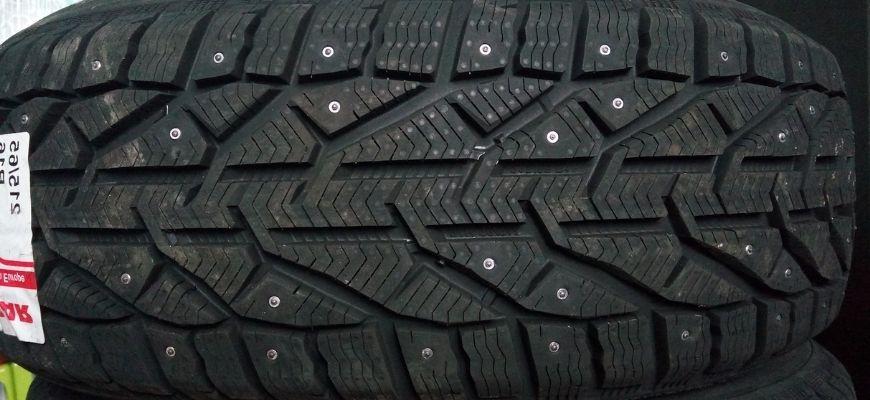 шипованные шины Tigar-ICE