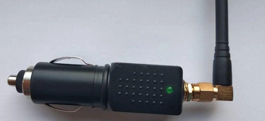 Глушилка камер ГИБДД