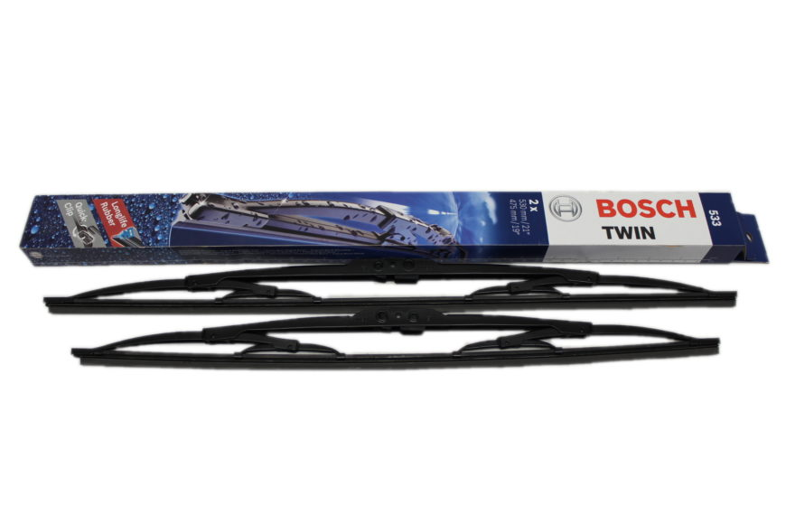Дворники Bosch Twin