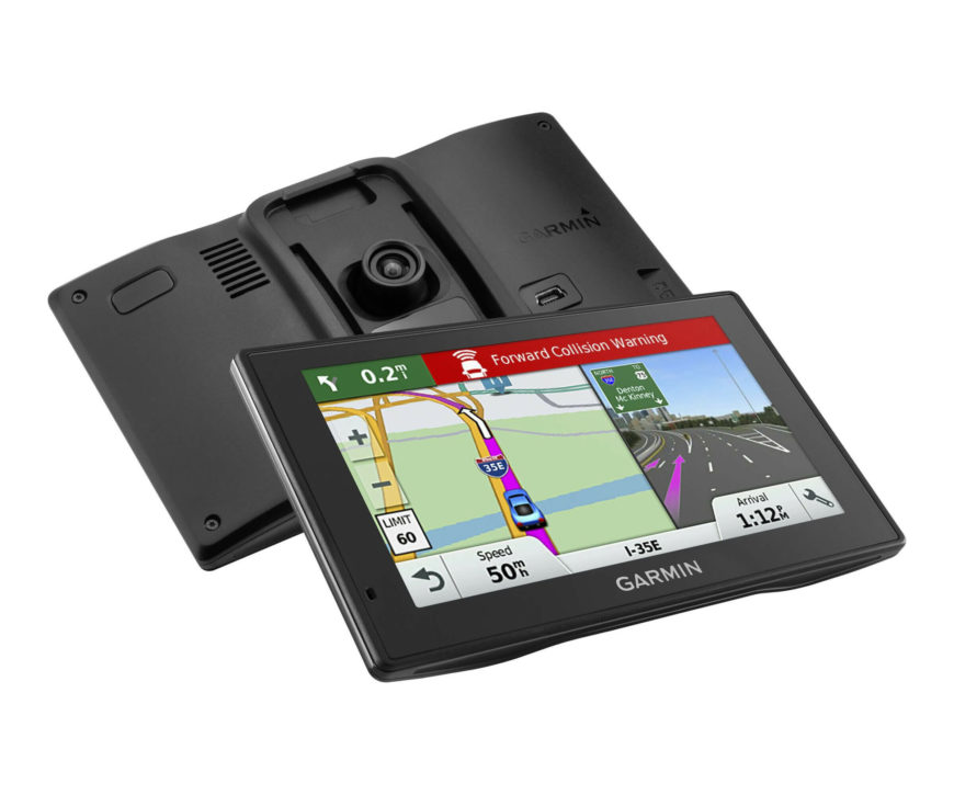 Автомобильный планшет Garmin DRIVE ASSIST 51 RUS LMT