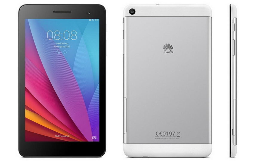 Автомобильный планшет Huawei MediaPad