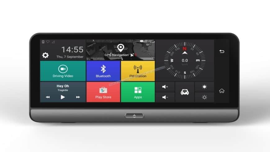 Автомобильный планшет Junsun E95P Pro