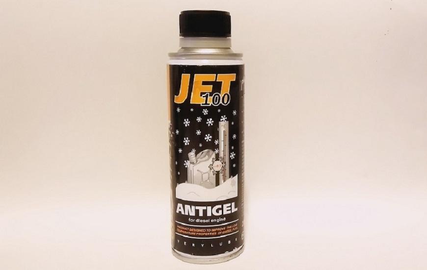 Присадка для дизельного топлива Антигель Jet100