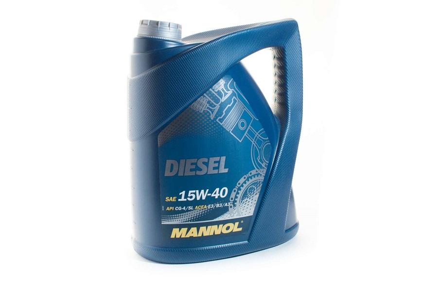 Присадка для дизельного топлива MANNOL Diesel Plus
