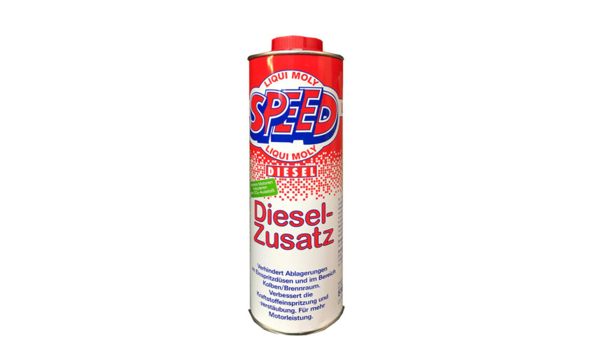 Присадка для дизельного топлива SPEED DIESEL