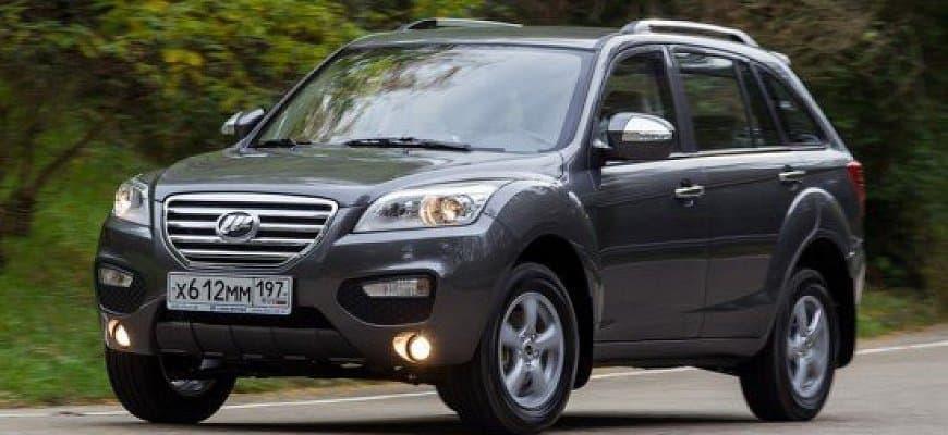 Лучший китайский автомобиль lifan x60