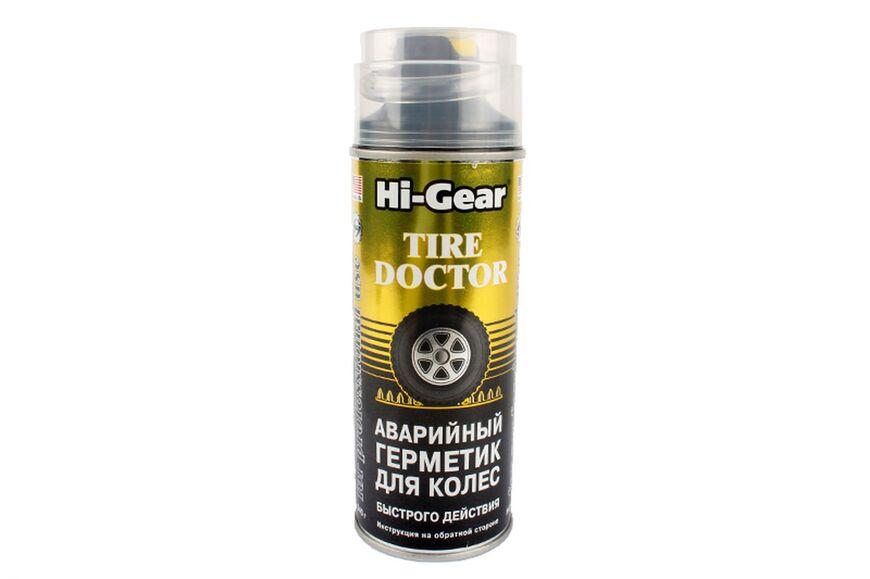 Герметик для ремонта шин hi gear tire doctor