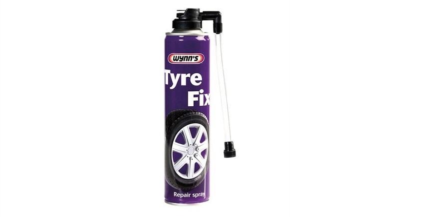 Герметик для ремонта шин tyre fix wynn's 11979